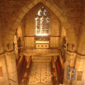 Claines is a beautiful Medieval Church