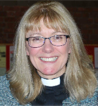 The Vicar at Claines Church is The Reverend Jo Musson