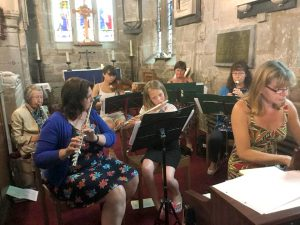 Claines Church welcomes musicians young and old