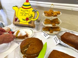 Claines community hosts a regular Church Cafe