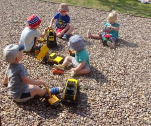 Claines Church Community encourages the inclusion of very young children