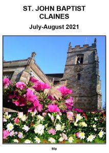 Claines Church July Parish magazine