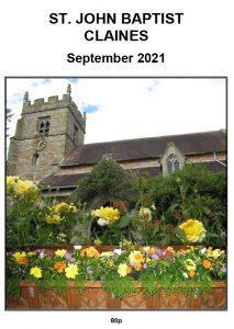 Claines Parish Magazine Sept 2021